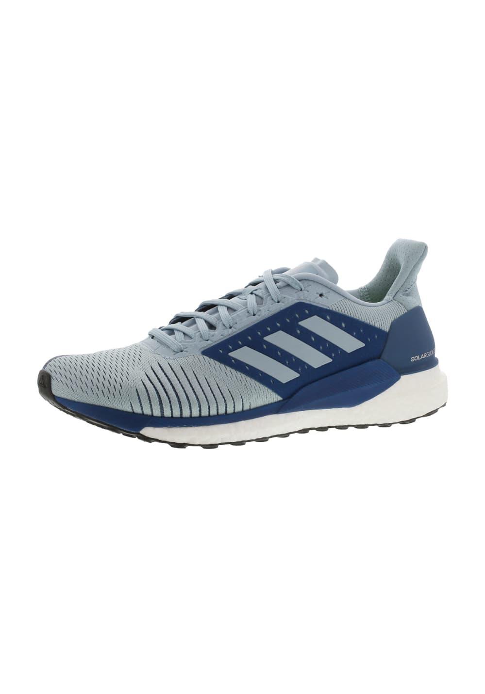 best service 3d1f3 8d9b7 adidas Solar Glide St - Running shoes for Men - Blue