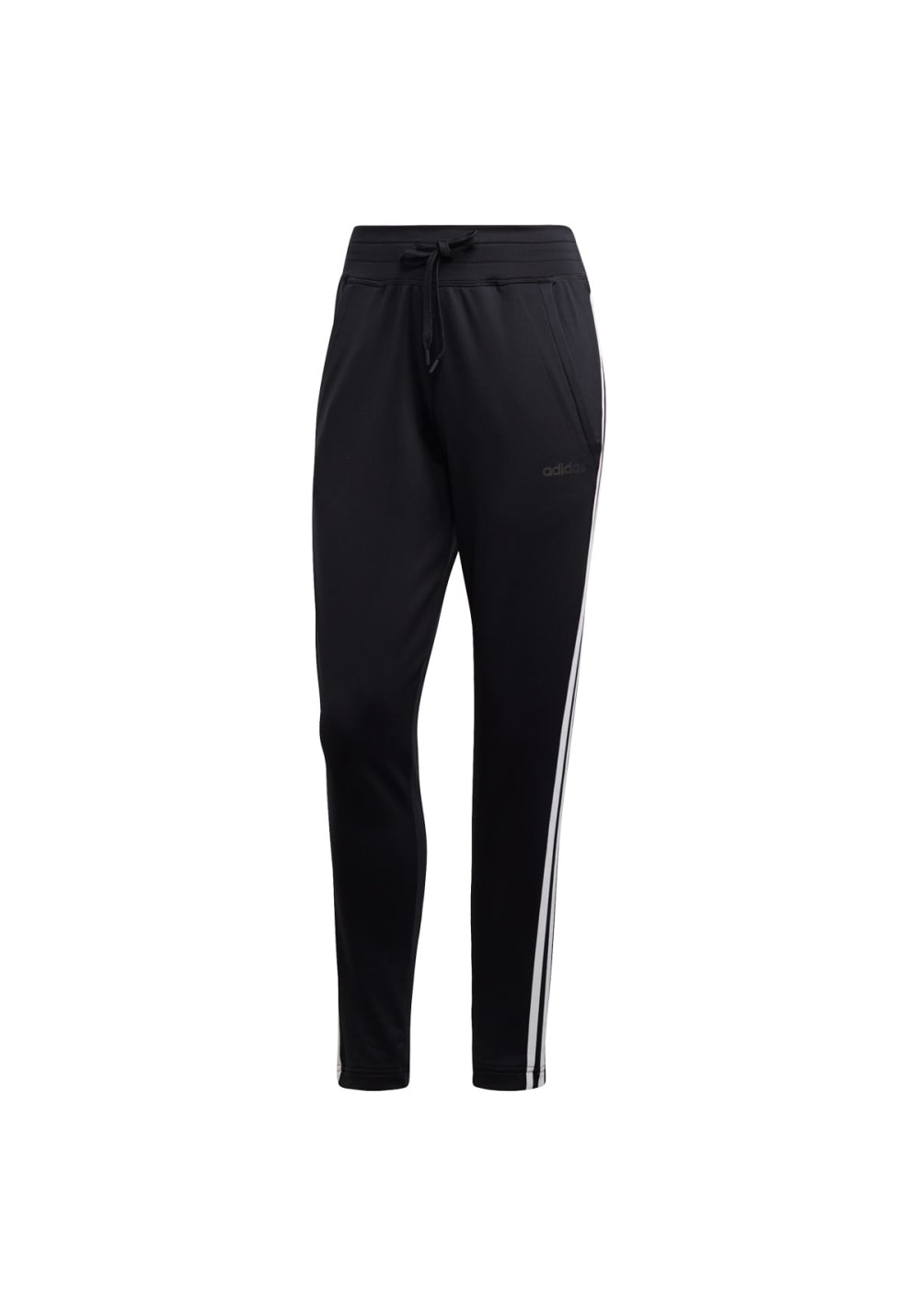 d66328bf5d116 adidas Design 2 Move 3-Stripes Pants - Pantalons fitness pour Femme - Noir