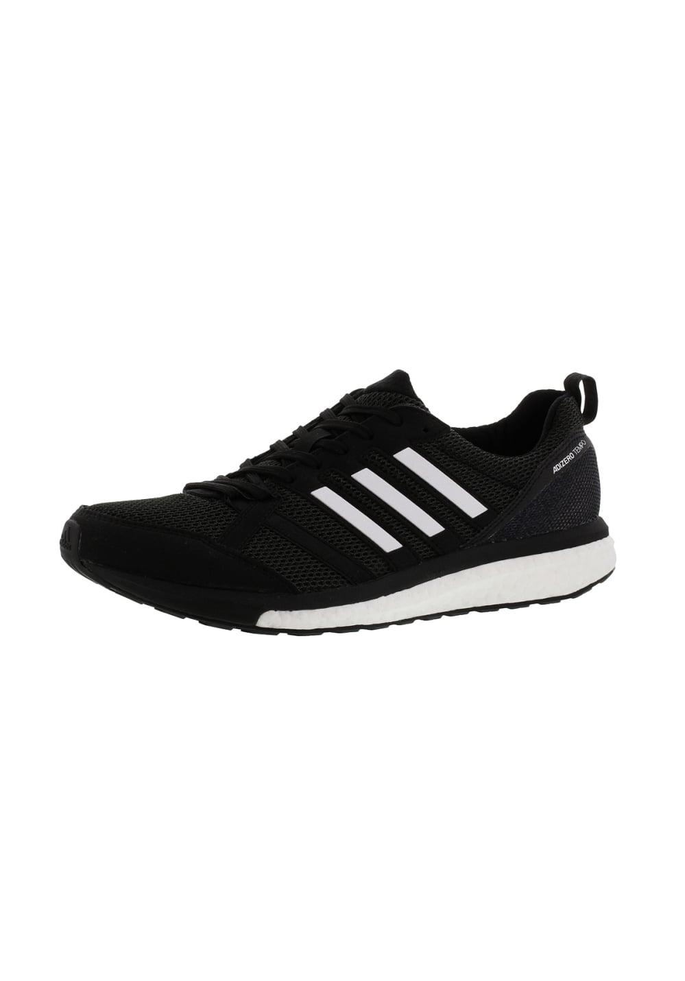 4a5e5d3830aa Adidas Adizero Tempo 9 Running Shoes For Women Black 21run