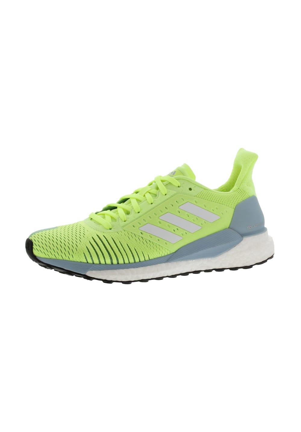 code promo 182b3 32e28 adidas Solar Glide St - Chaussures running pour Femme - Vert