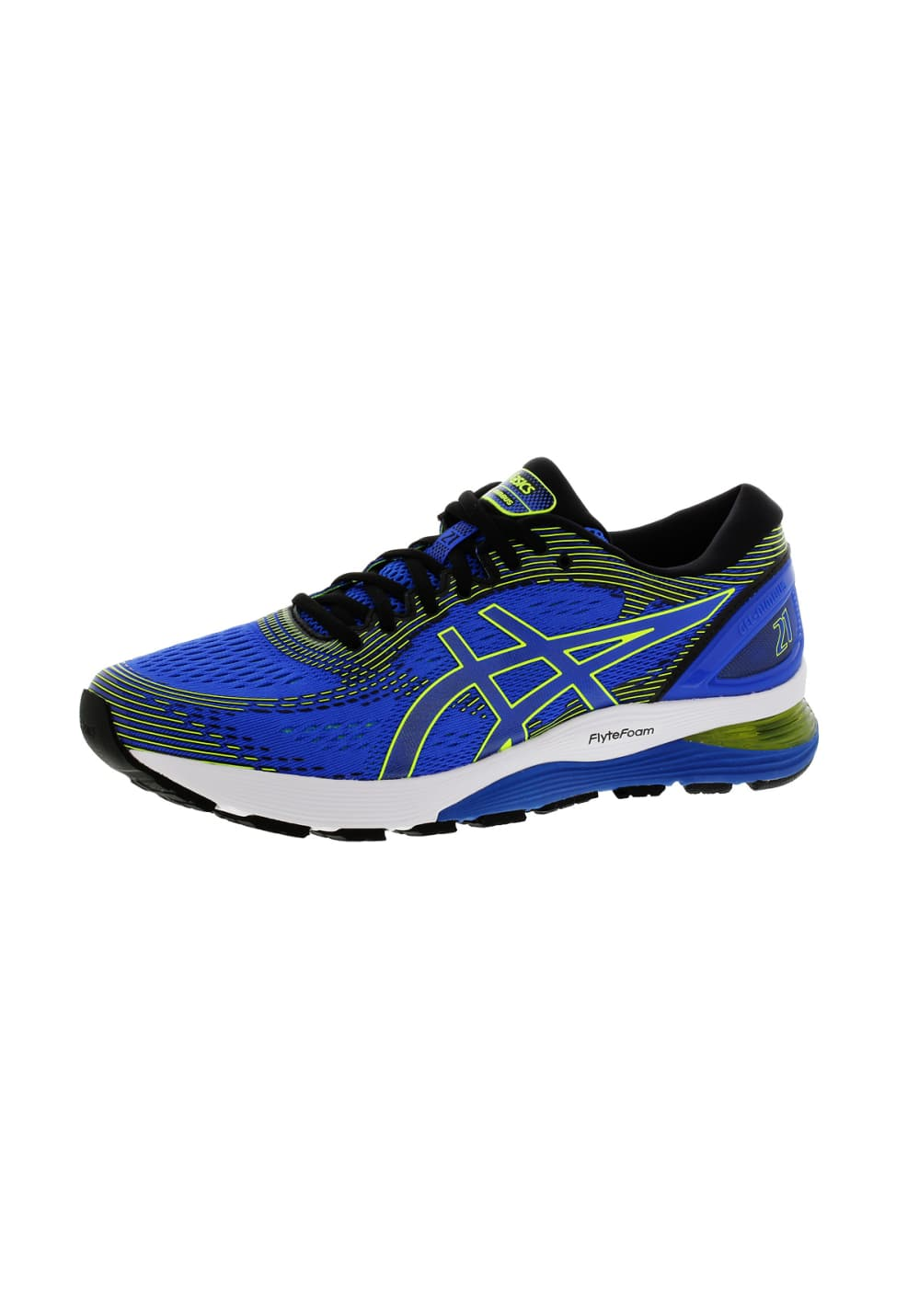 9890452abd ASICS Gel-Nimbus 21 - Running shoes for Men - Blue