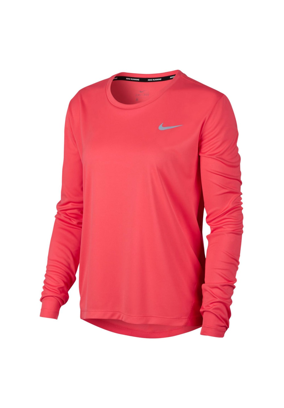 Pink Long Sleeve Nike Shirt | Coolmine Community School