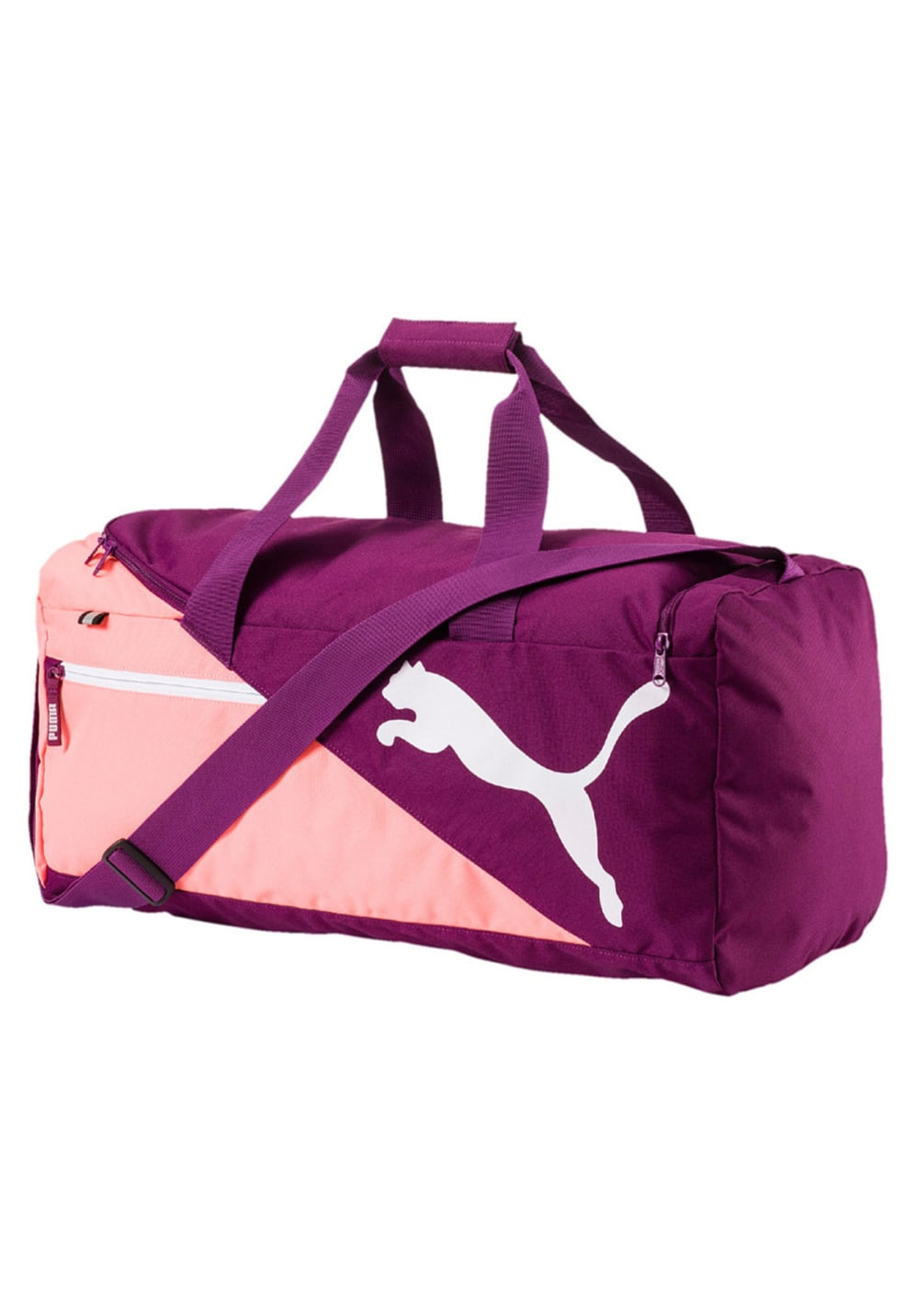 Puma Fundamentals Sports Bag M - Sporttaschen - Lila