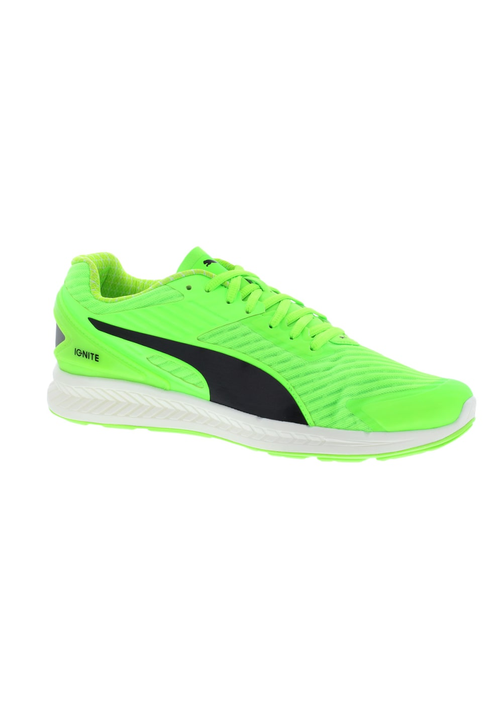 3151221c Puma IGNITE v2 PWRCOOL - Running shoes for Men - Green