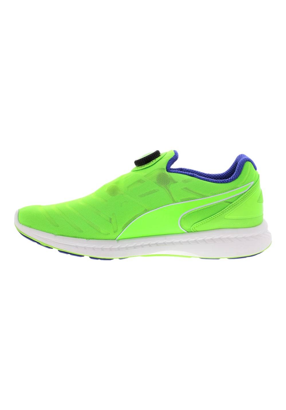 Puma IGNITE Disc Chaussures running pour Homme Vert