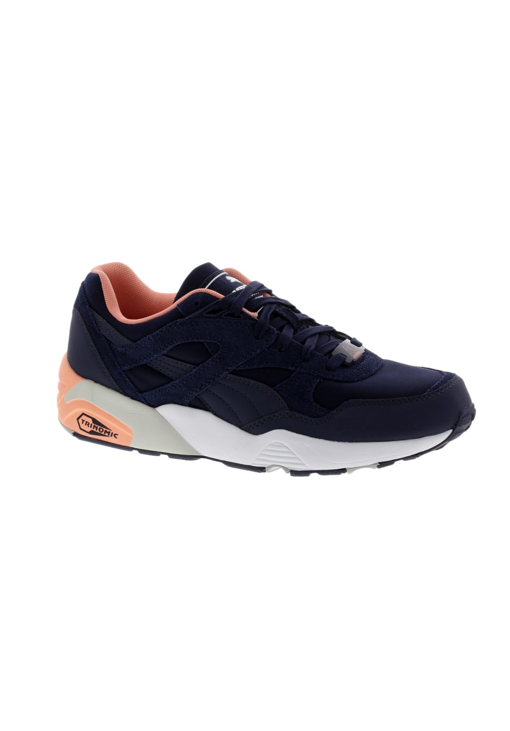 check-out 18c5d f7825 Puma R698 Filtered - Baskets pour Femme - Noir