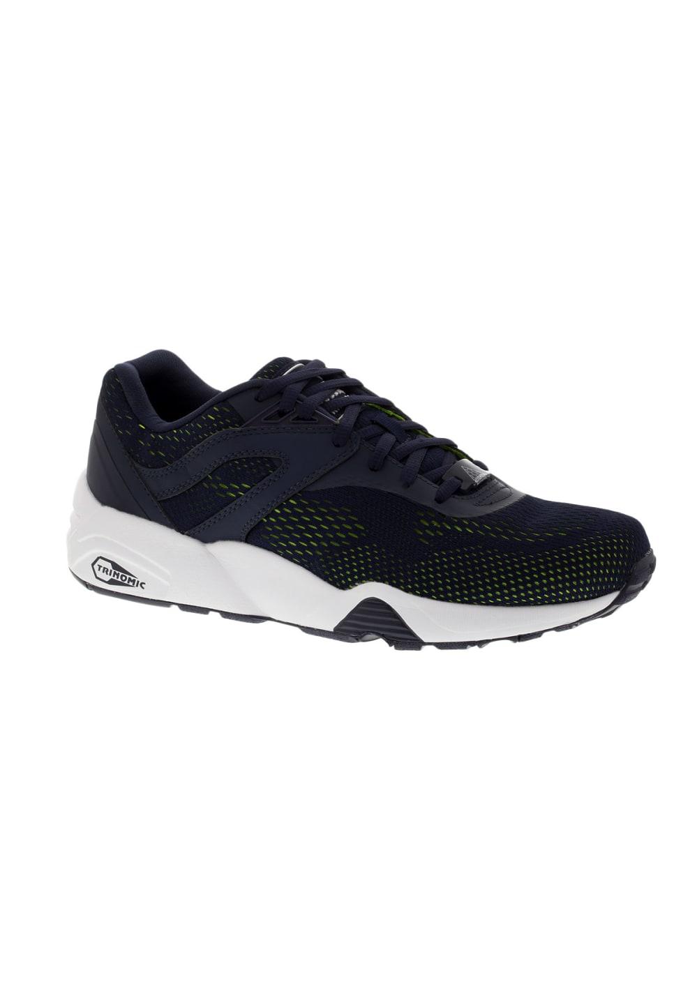 d4749b3fa7167b Puma R698 Eng. Mesh - Sneaker for Men - Black