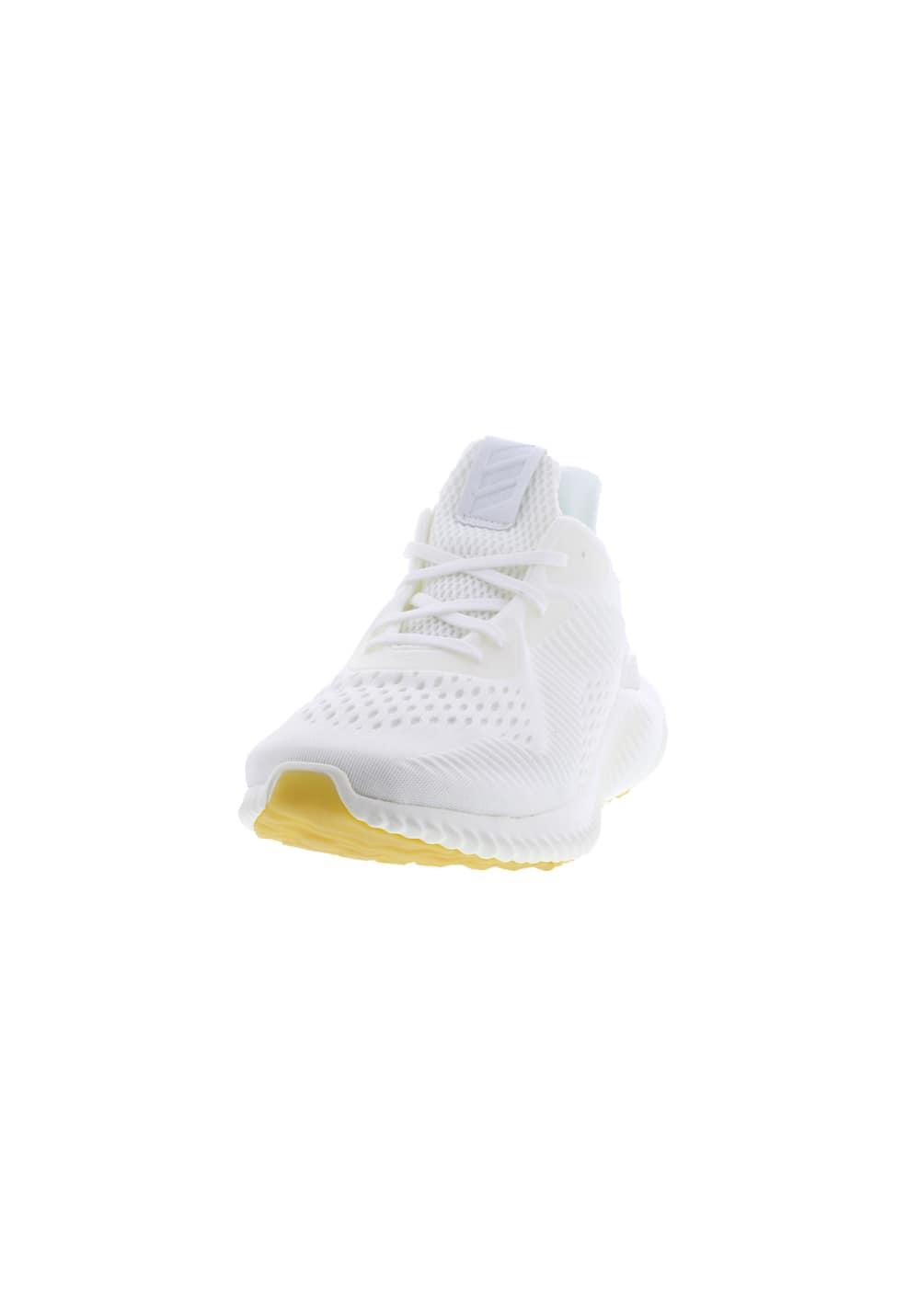 aadcd225a adidas alphabounce EM Undye - Running shoes for Men - White