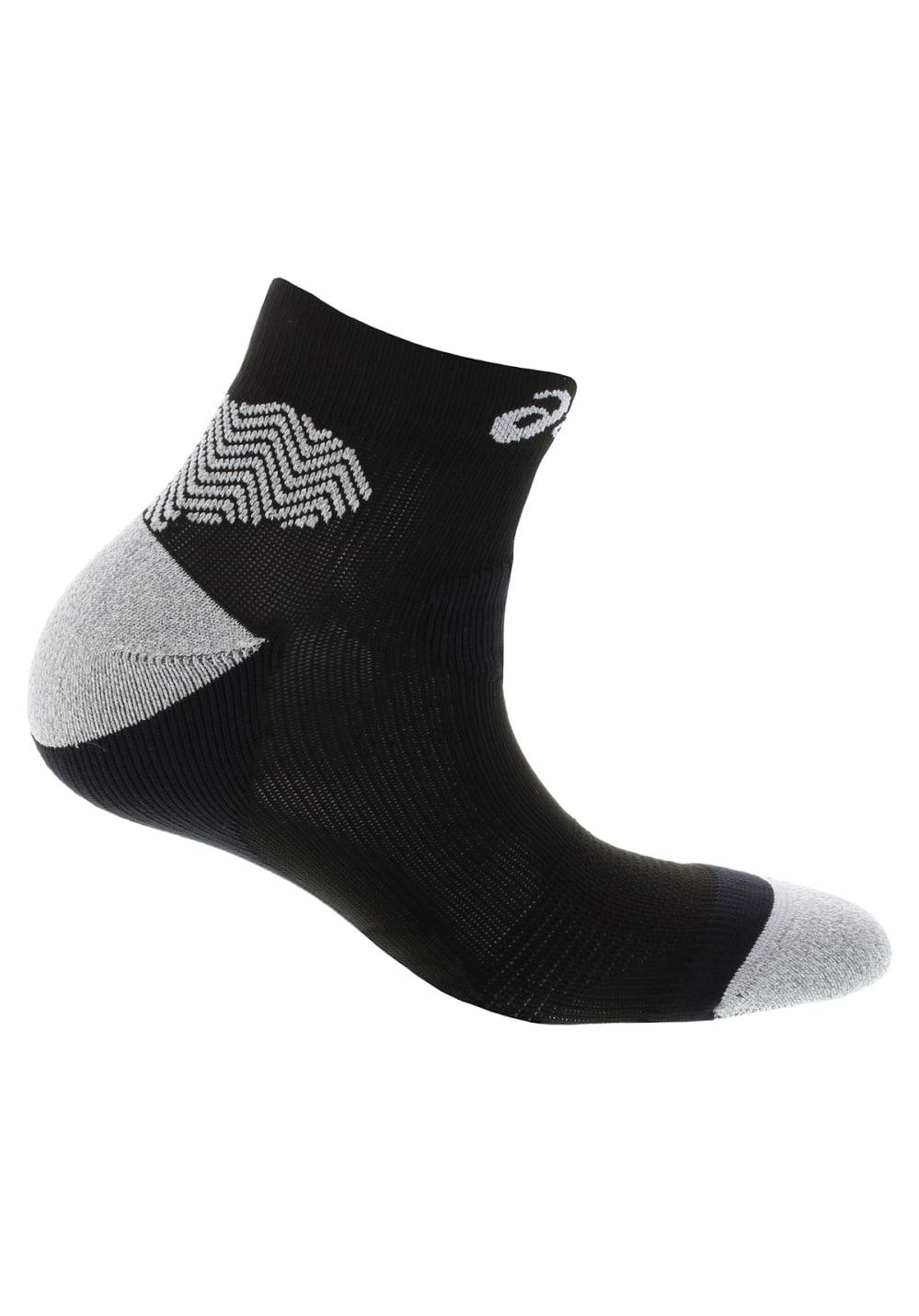 3da44facdfbf ... ASICS Kayano Sock - Running socks - Black. Back to Overview. 1  2  3.  Previous. Next
