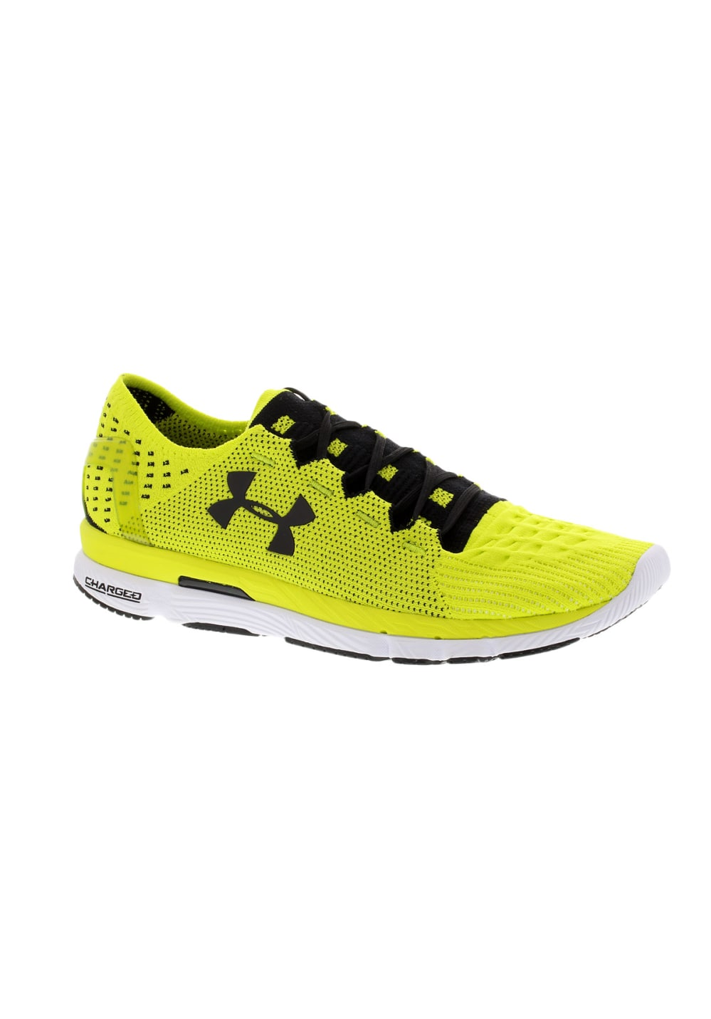 under armour speedform slingshot laufschuhe f r herren gelb 21run. Black Bedroom Furniture Sets. Home Design Ideas