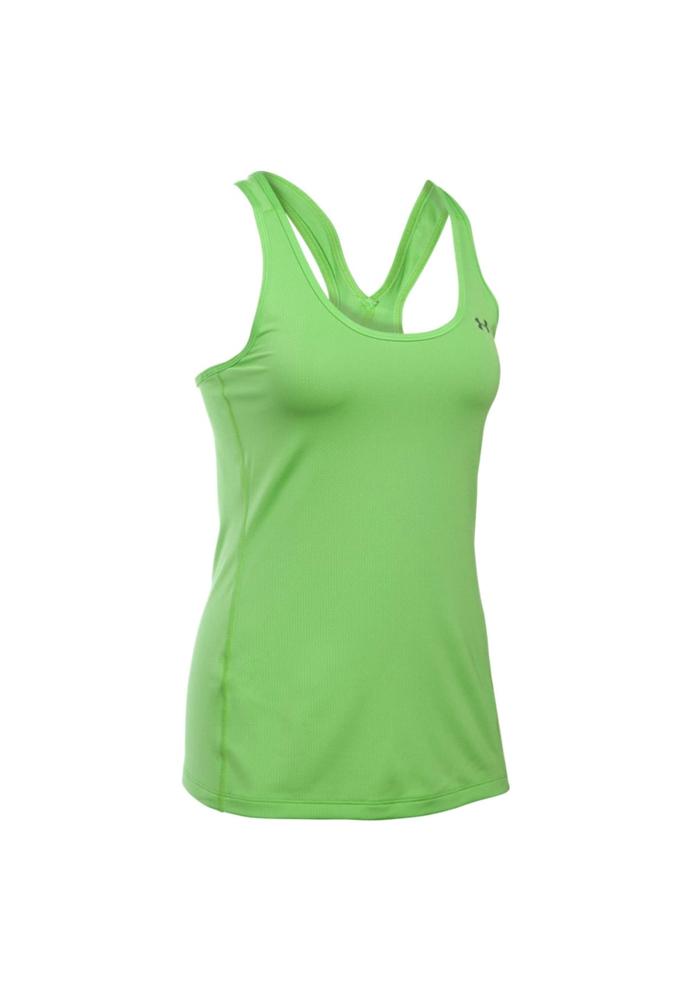 9822ed53 Under Armour HG Armour Racer Tank - Functional underwear for Women - Green