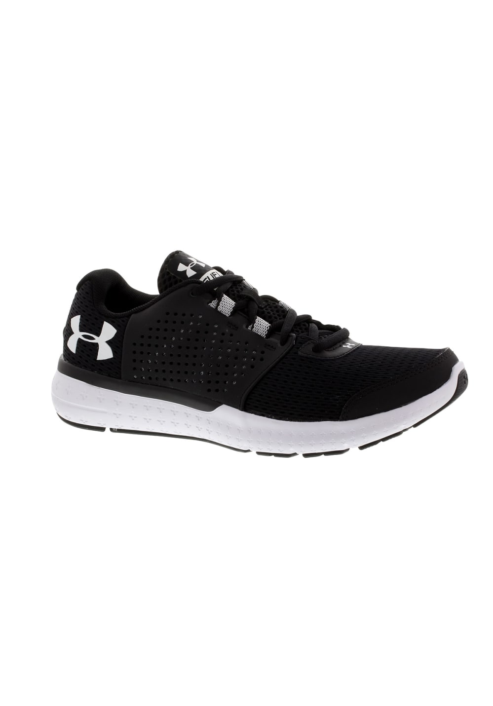online retailer d25c7 69f03 Under Armour Micro G Fuel Rn - Running shoes for Men - Black