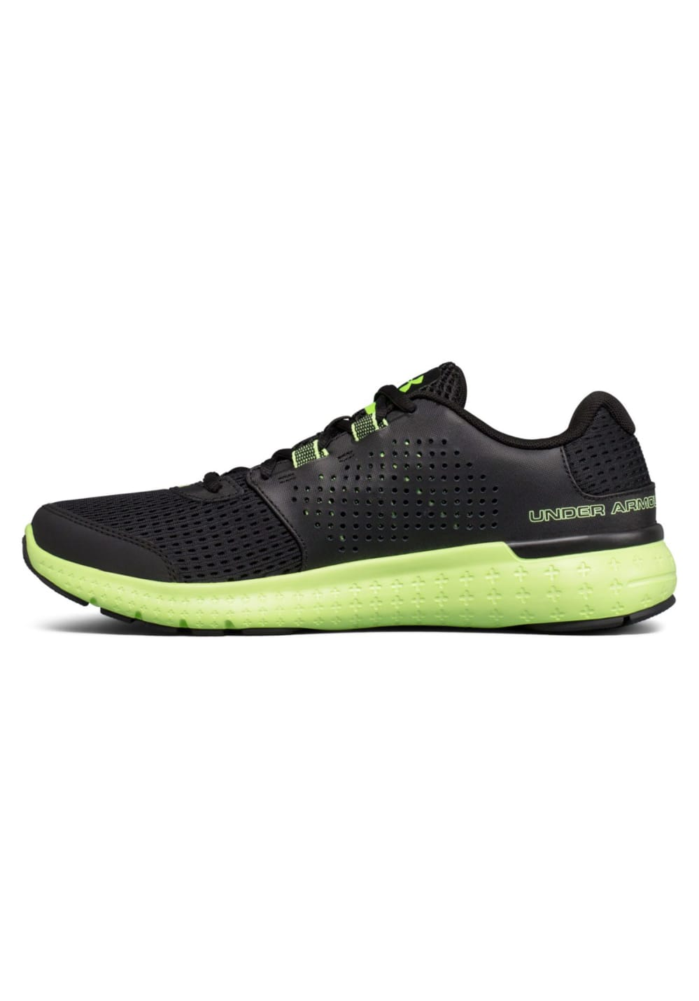 quality design ef40f ac6b4 Under Armour Micro G Fuel Run - Running shoes for Men - Black