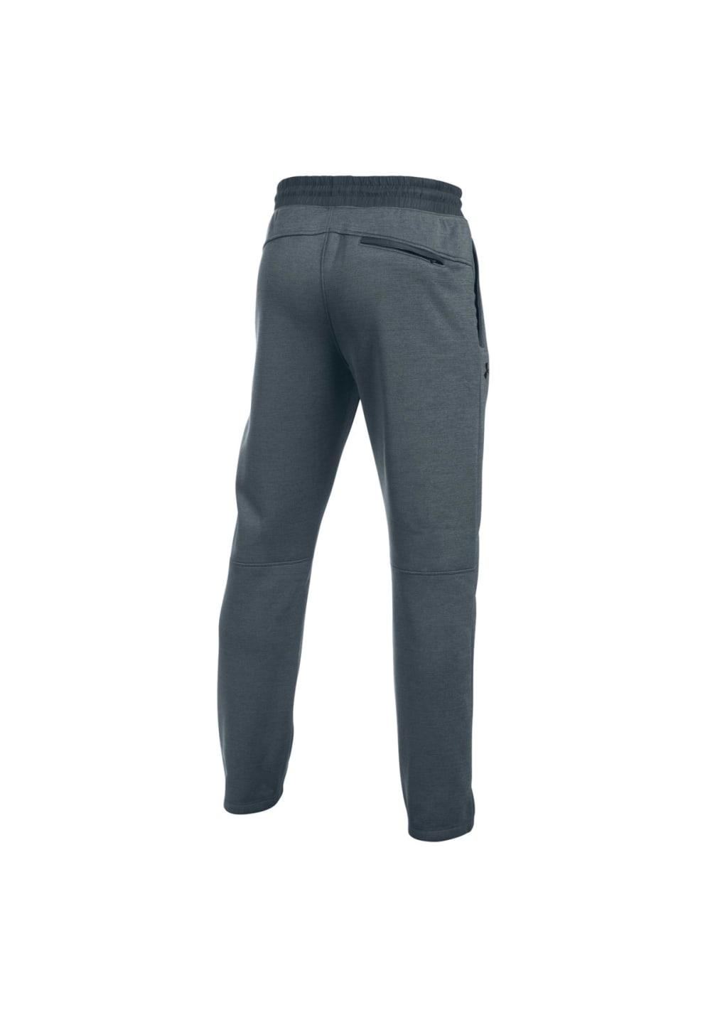 under armour storm pants grey men
