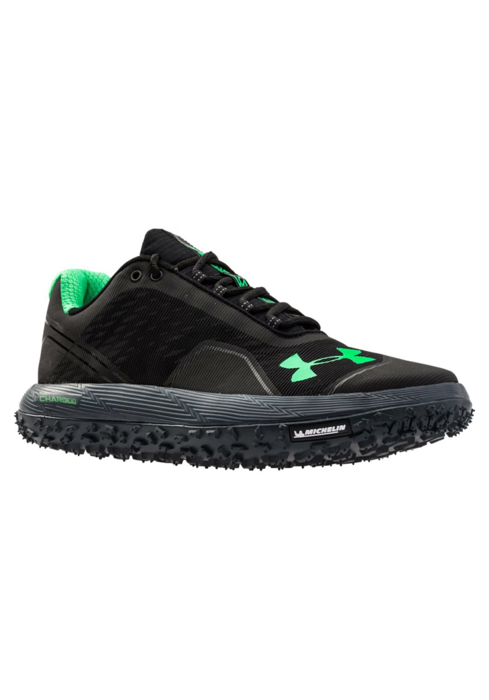 buy popular d94b1 a21ca Under Armour Fat Tire Low Night - Running shoes for Men - Black