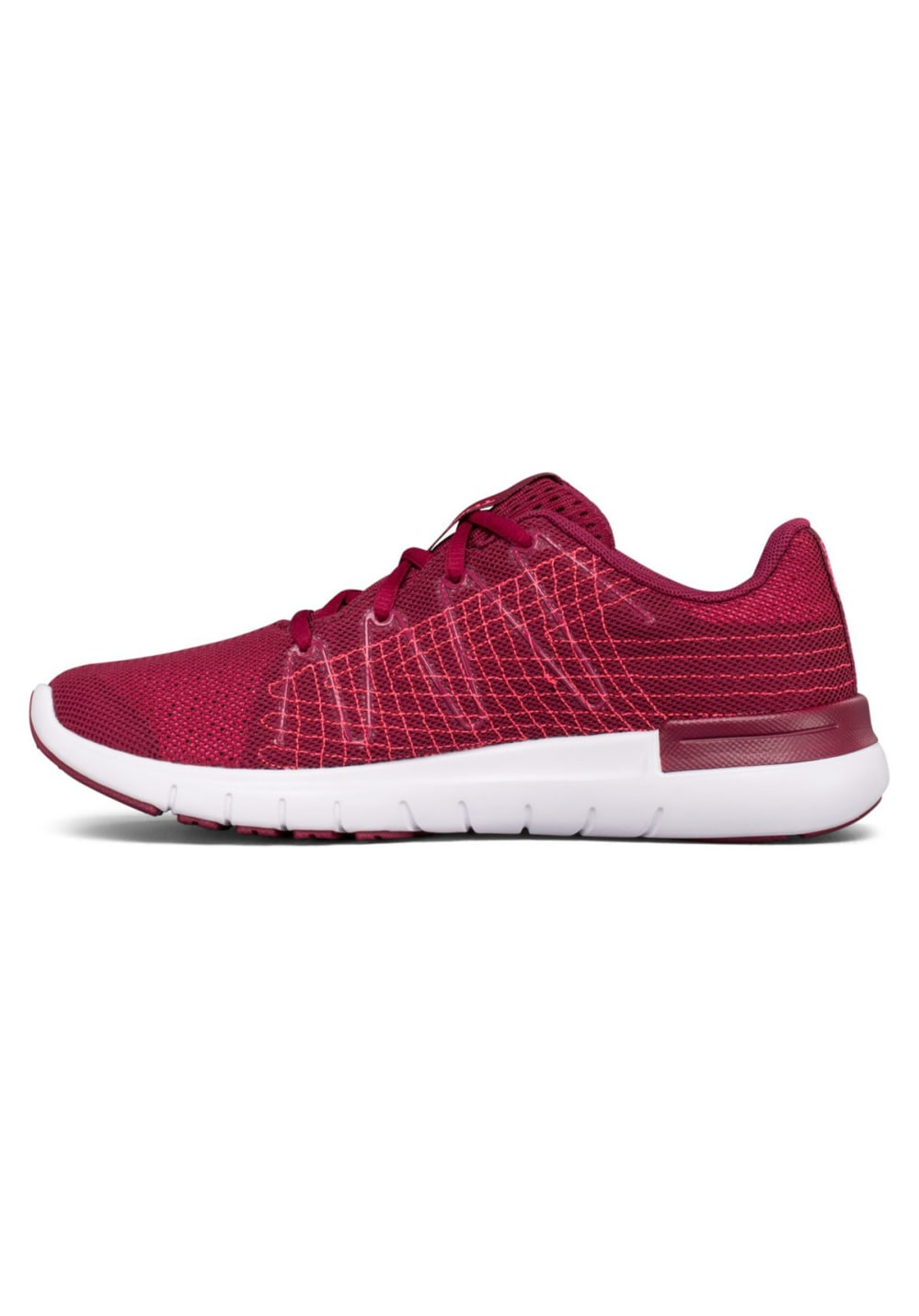 low priced 06738 d4874 Under Armour Thrill 3 - Running shoes for Women - Red
