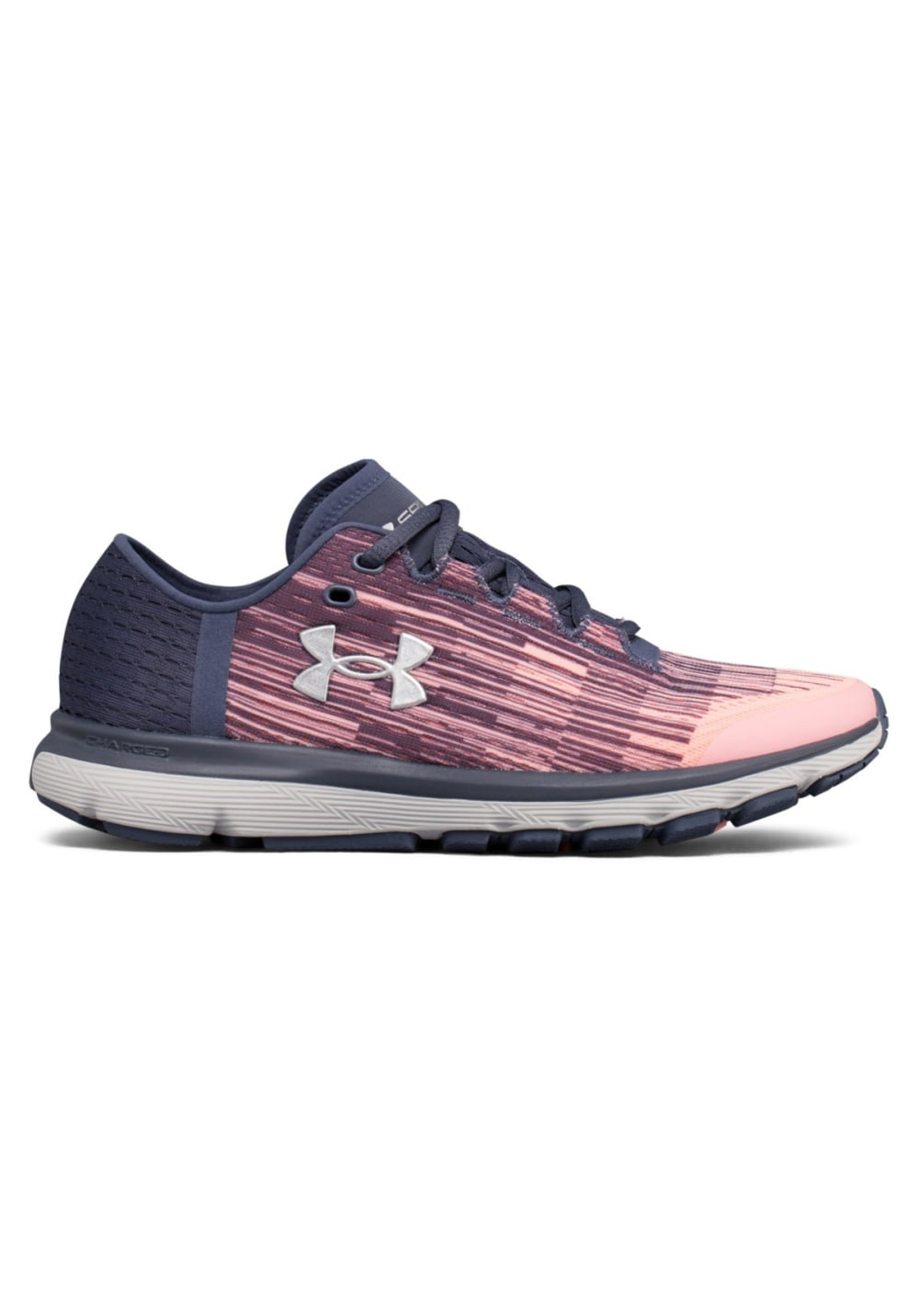 more photos d5a32 ca47e Under Armour Speedform Velociti Graphic - Running shoes for Women - Pink