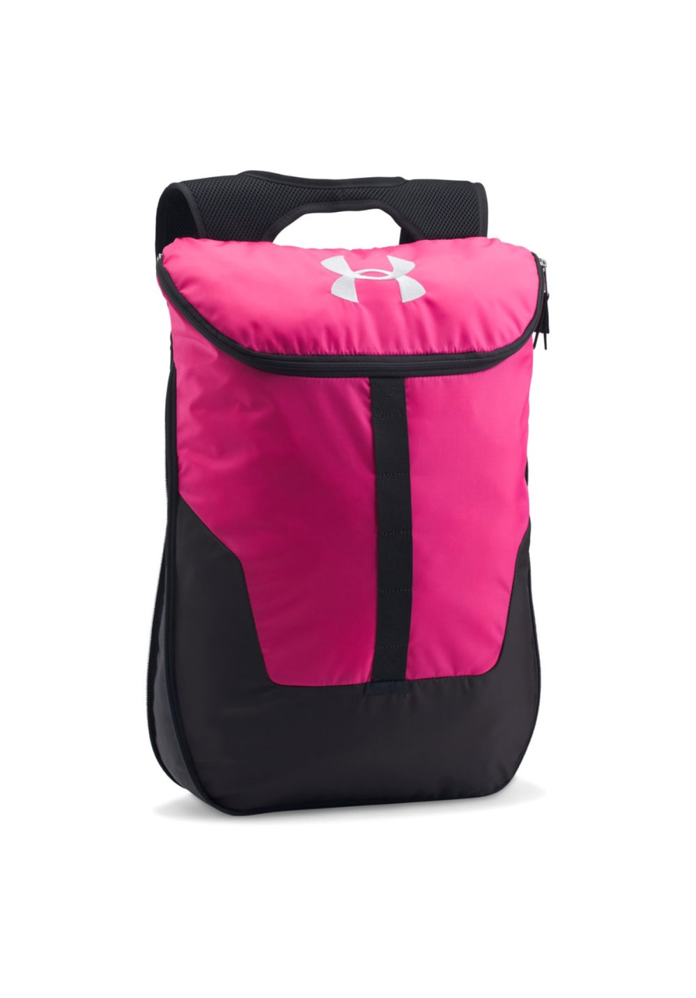 1865a9809a2 Under Armour Expandable Sackpack - Backpacks - Pink | 21RUN