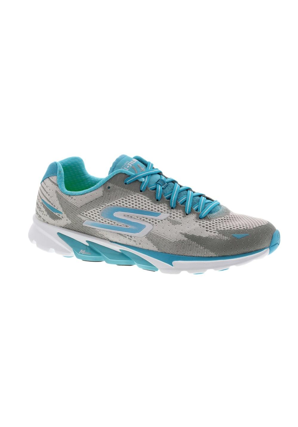 skechers shoes womens grey