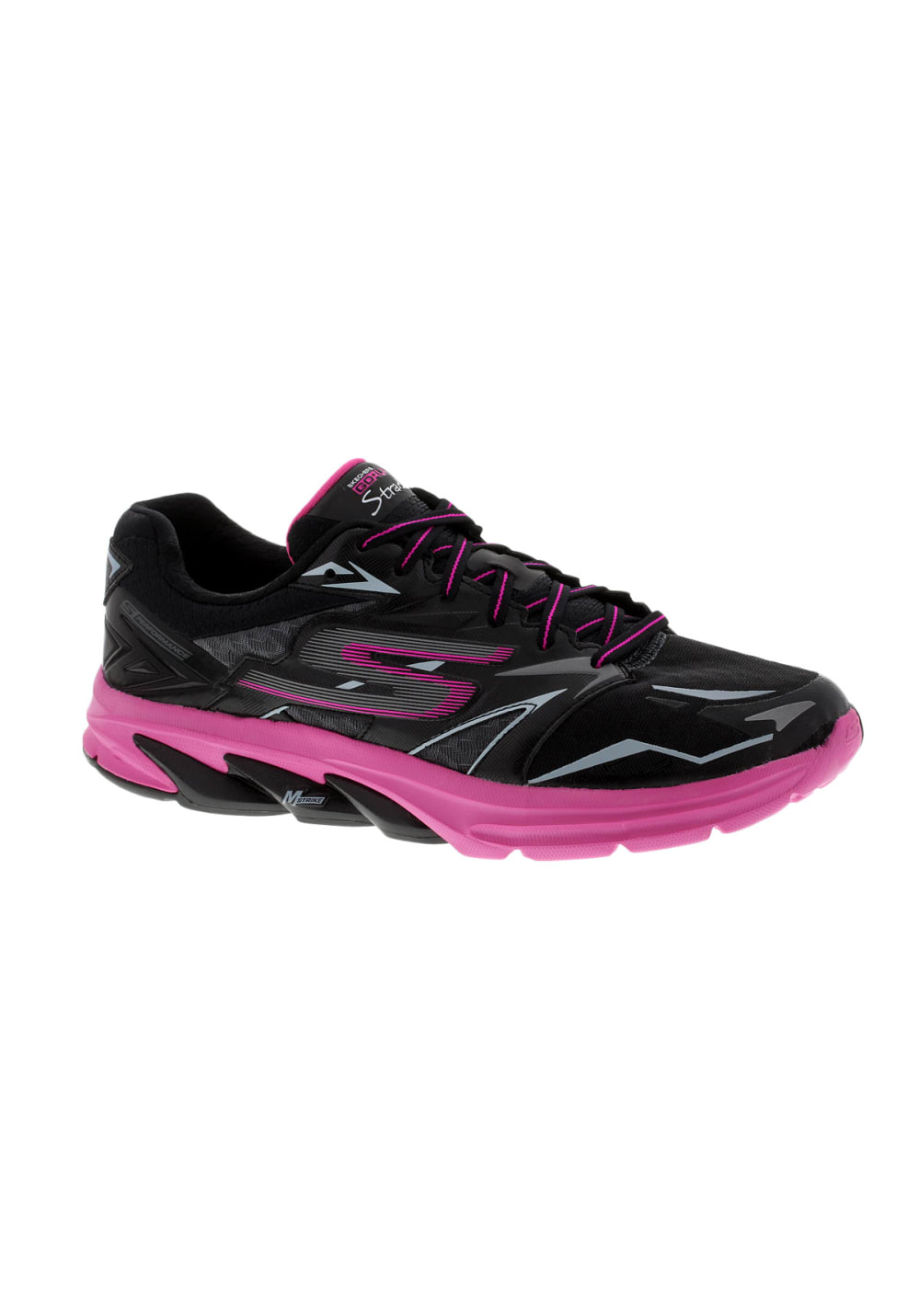 c061bf135 Skechers Go Run Strada - Running shoes for Women - Black | 21RUN