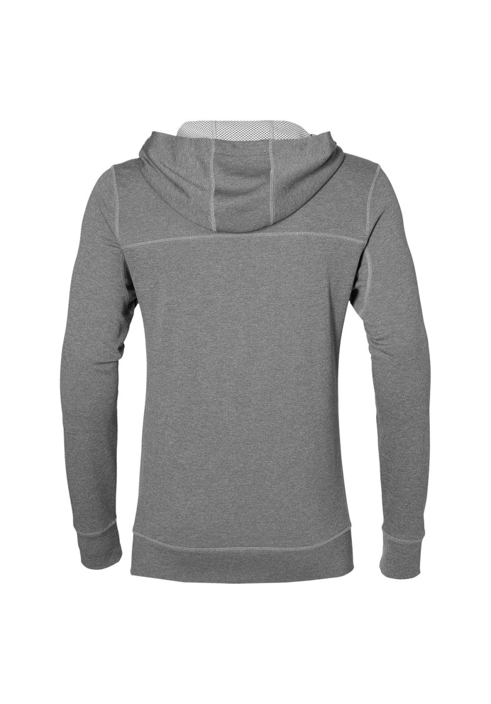 d365fdb3 ASICS Tech Fz Hoody - Sweatshirts / Hoodies for Men - Grey