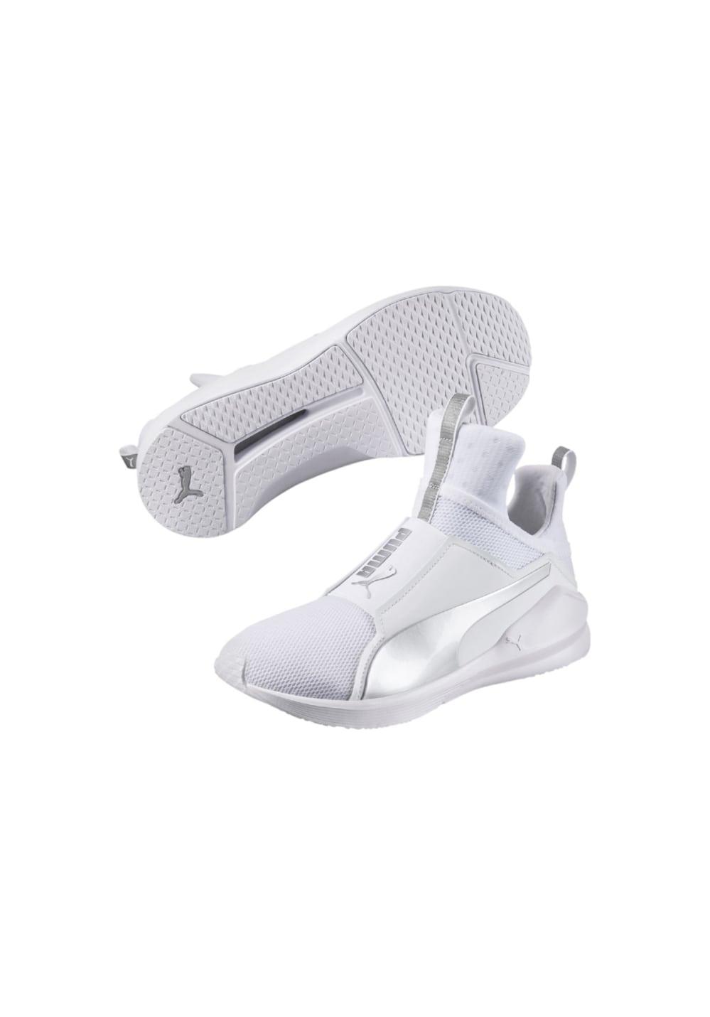 14139e65e59 ... Puma Fierce Core - Chaussures fitness pour Femme - Blanc. Retour vers  l aperçu. -60%