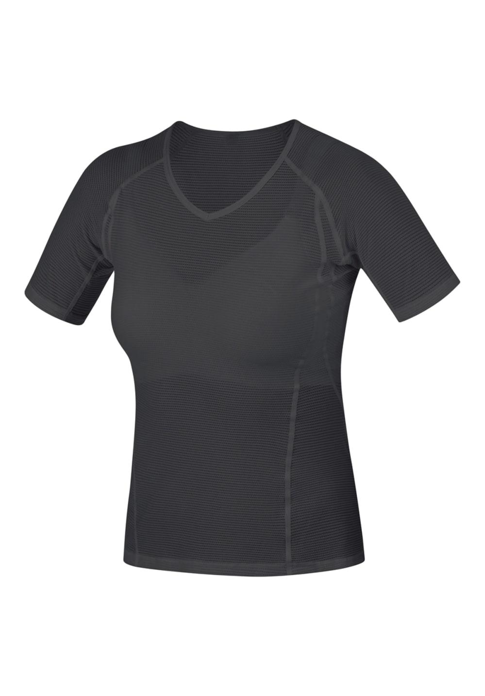 Gore bike wear base layer shirt triathlon for women for Womens base layer shirt