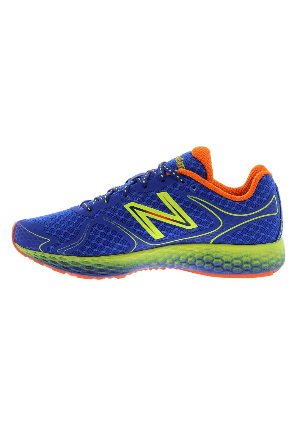 pour Balance Bleu running New Fresh Homme M Foam 980 Chaussures D D2W9YEHI