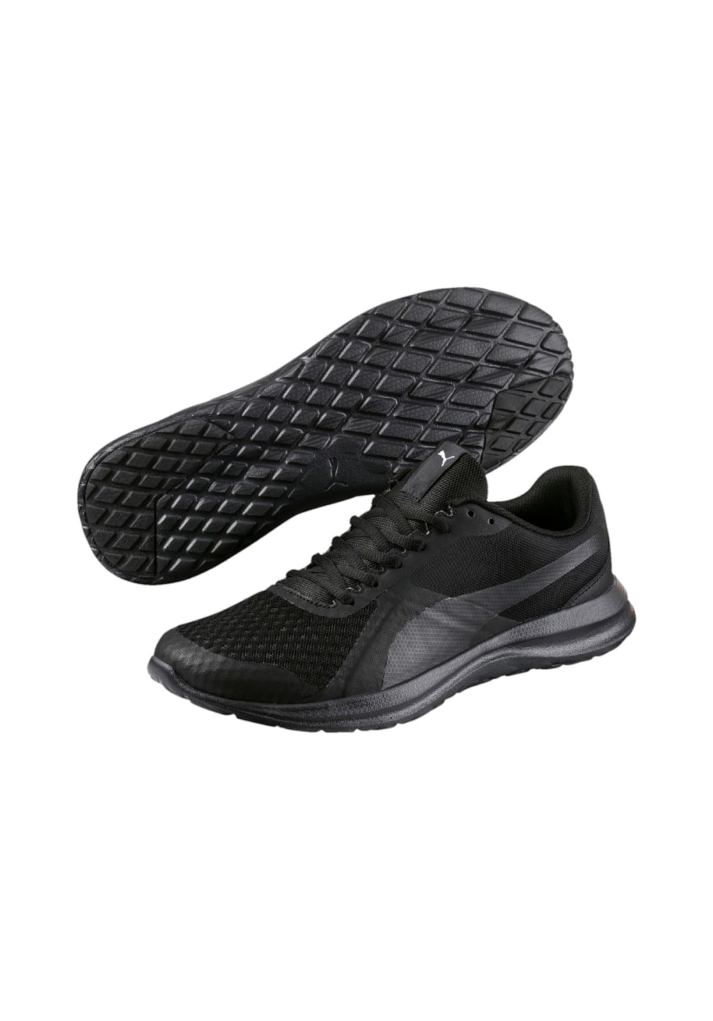 reputable site 8fd4b 4e88a Puma Flex T1 - Running shoes - Black