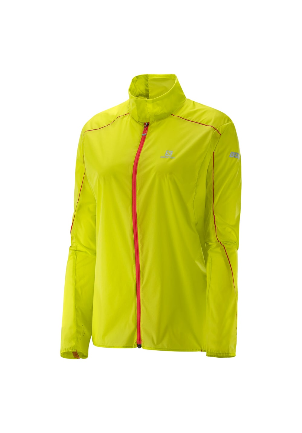 1e7eeb68f Salomon S-Lab Light Jacket - Running jackets for Women - Green | 21RUN