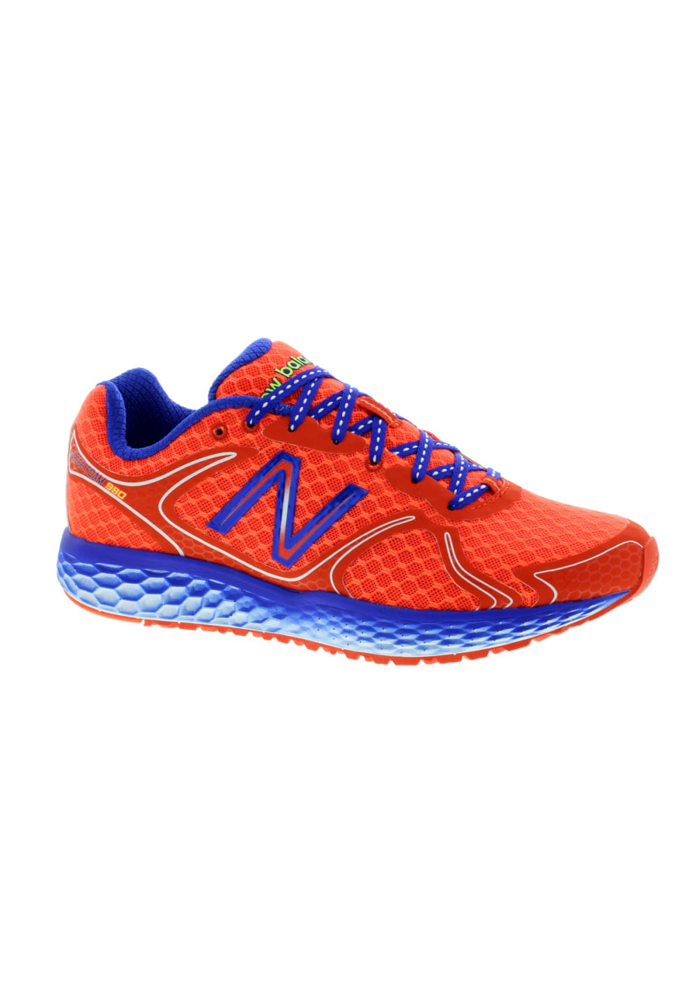New Balance M 980 D Chaussures running pour Homme Rouge