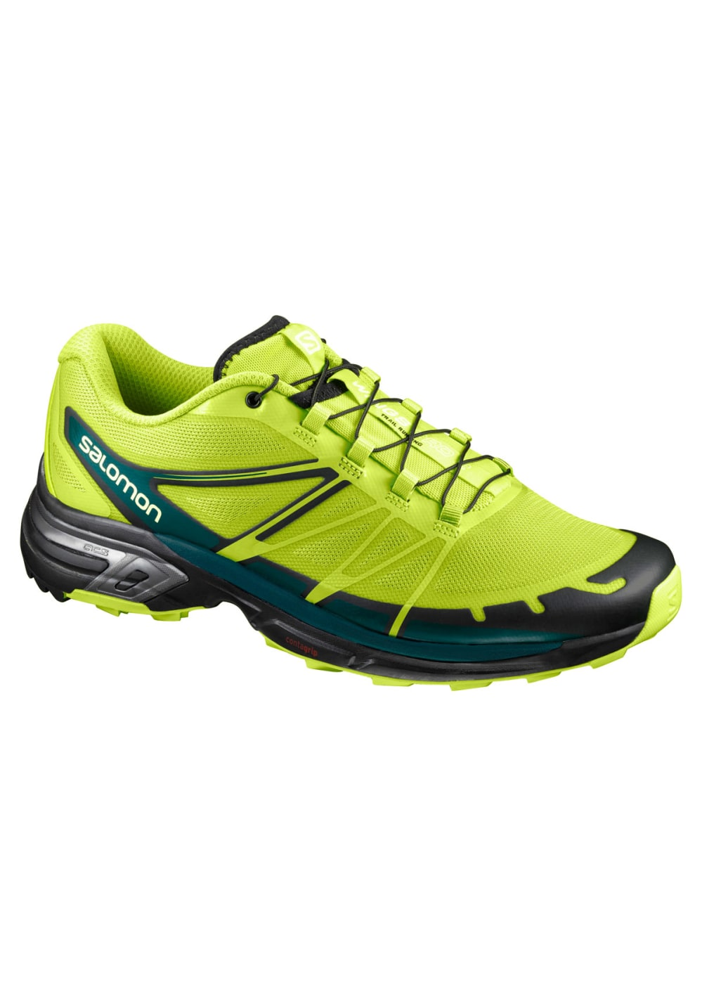 énorme réduction 4c587 71f1b Salomon Wings Pro 2 - Running shoes for Men - Yellow