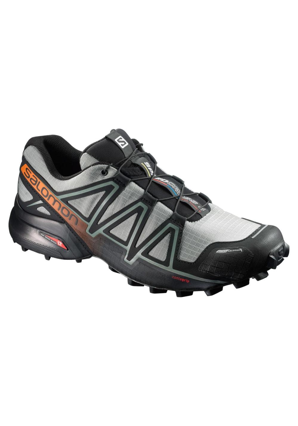 info pour 1b0e0 b55bd Salomon Speedcross 4 CS - Running shoes for Men - Grey