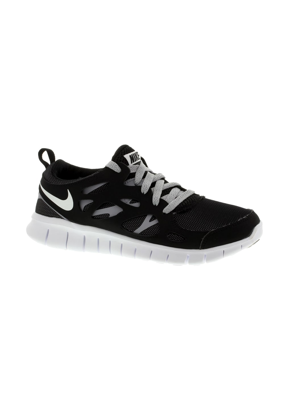 San Francisco 693de 494a8 Nike Free Run 2 - Chaussures running - Noir