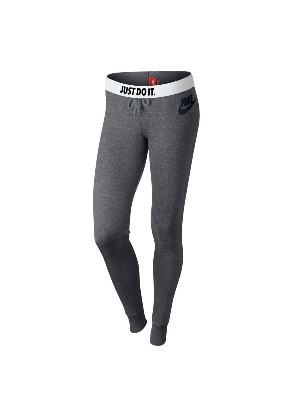 Nike Rally Tight Pant Fitness trousers for Women Grey