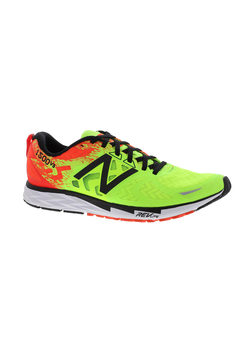 new concept 9ee22 12202 New Balance M 1500 D V3 - Running shoes for Men - Green