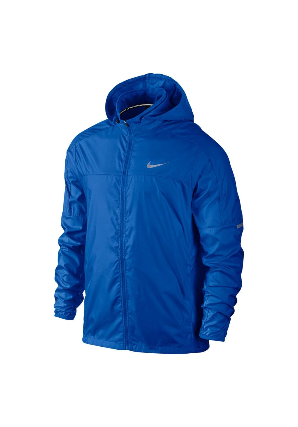 Nike Vapor Running Jacket Running Jackets For Men Blue