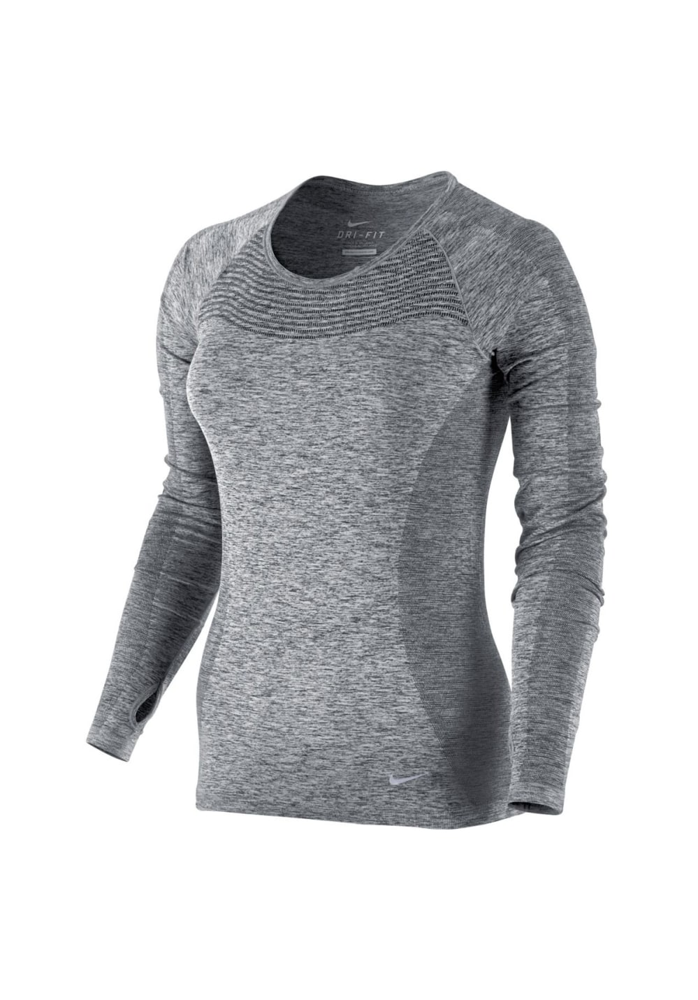 328570ed Next. Nike. Dri-Fit Knit Long Sleeve - Running tops for Women. €74.95. incl.