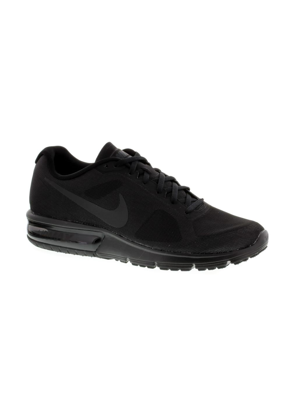 06453473e9 Nike Air Max Sequent - Running shoes for Men - Black   21RUN