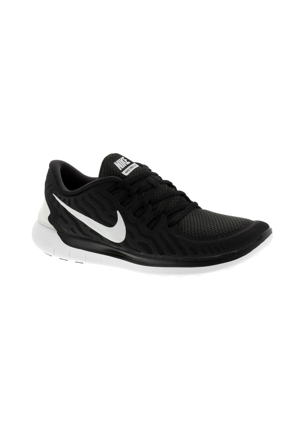 bas prix e75de 40f79 Nike Free 5.0 - Running shoes for Women - Black