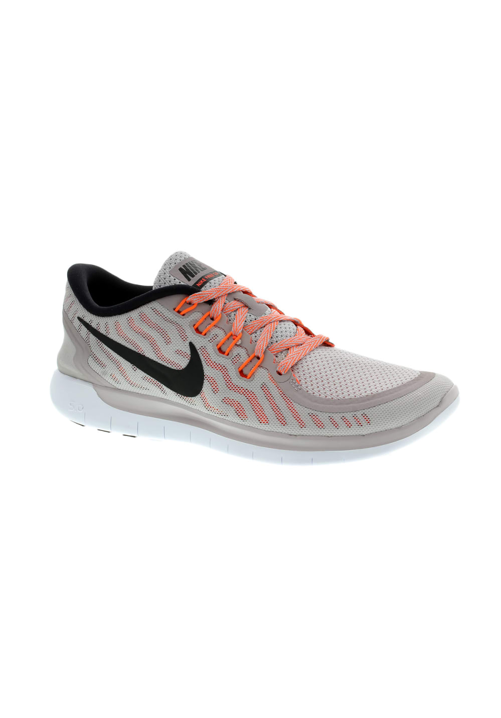 new arrival 67b93 b6bb2 Nike Free 5.0 - Running shoes for Women - Grey