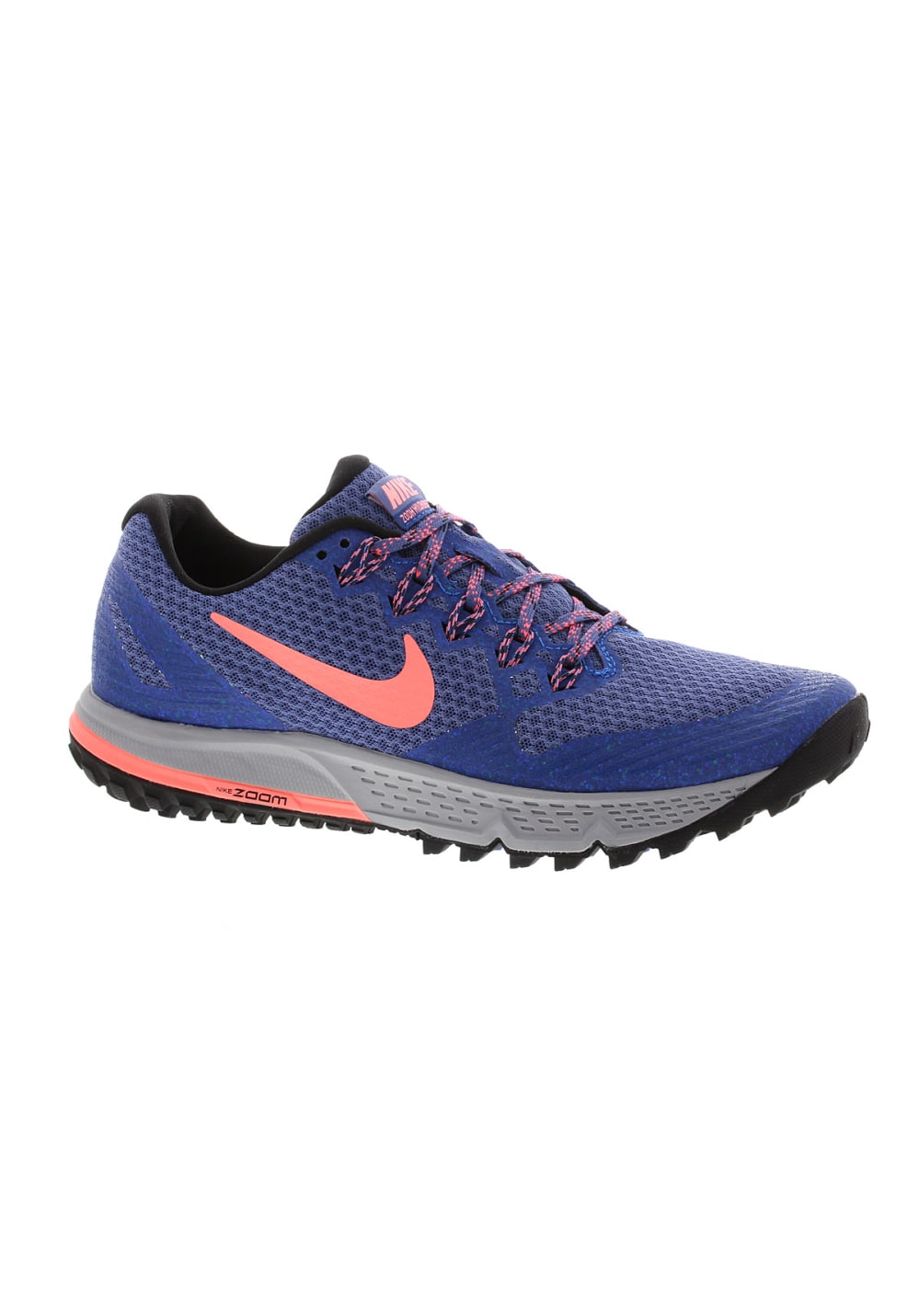 Nike Air Zoom Wildhorse 3 - Running shoes for Women - Blue  f83e57dd29