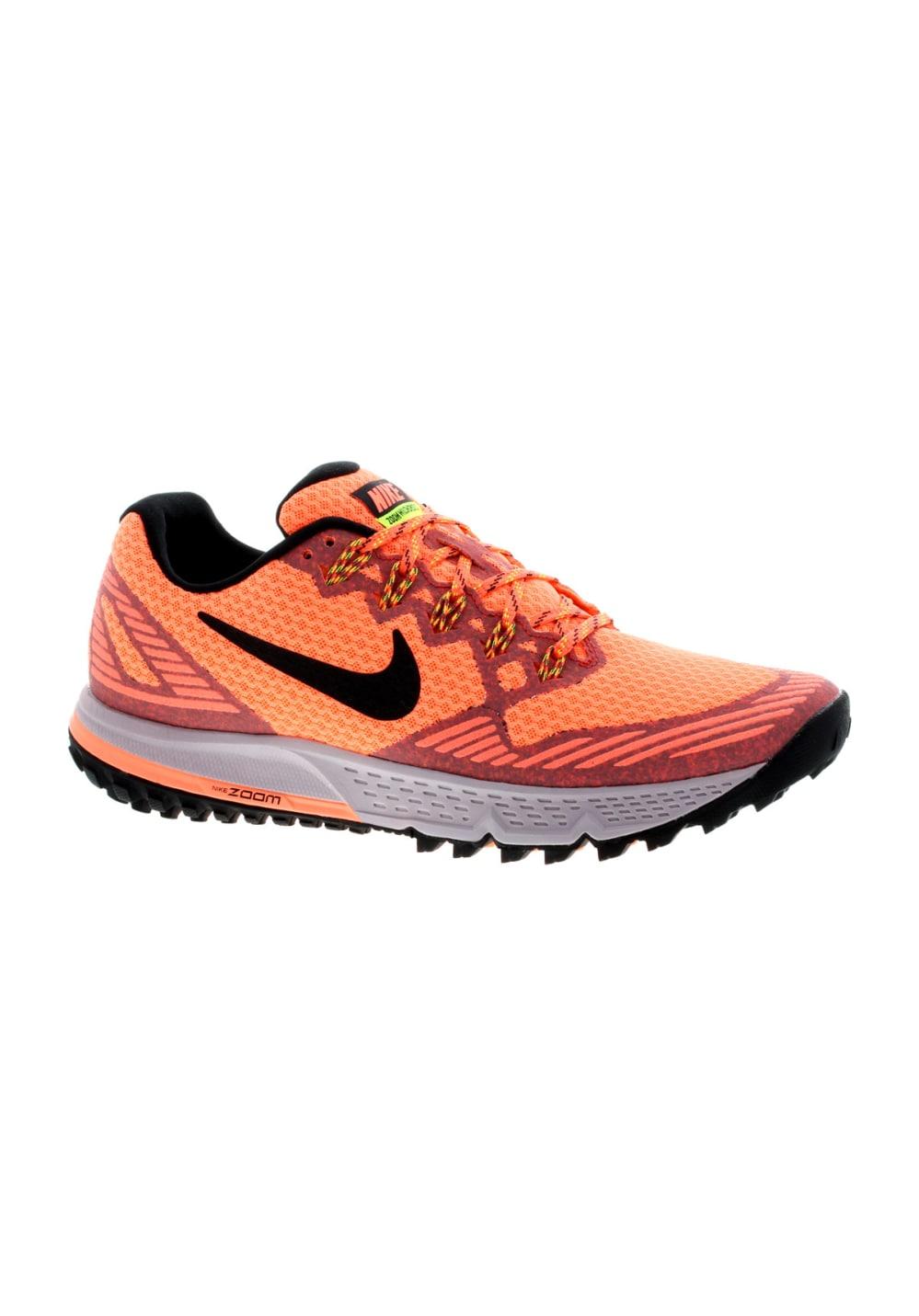 nouveau style 4ae22 ab016 Nike Air Zoom Wildhorse 3 - Laufschuhe für Damen - Orange