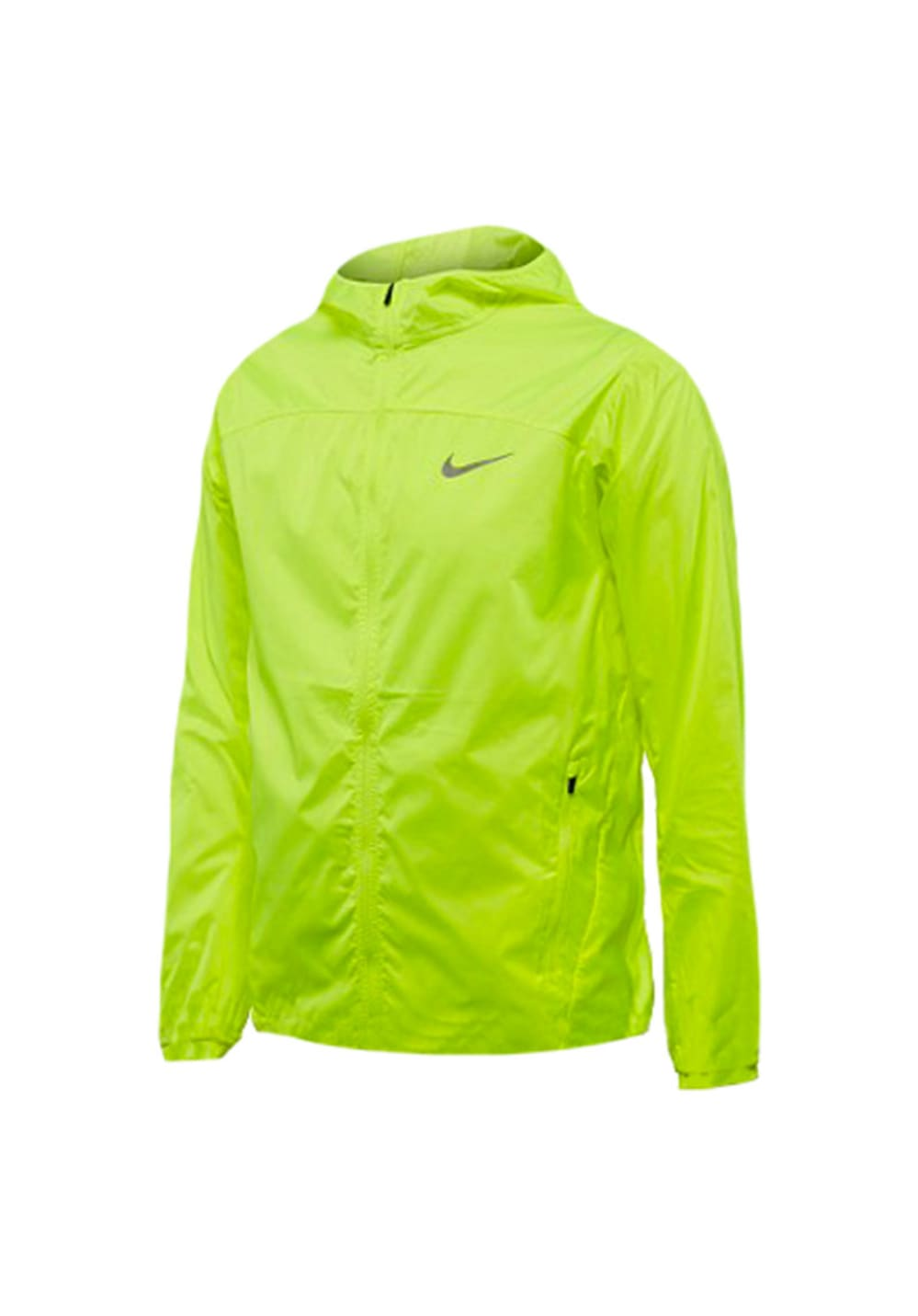 28604e59e90f Nike Shield Running Jacket - Running jackets for Men - Green