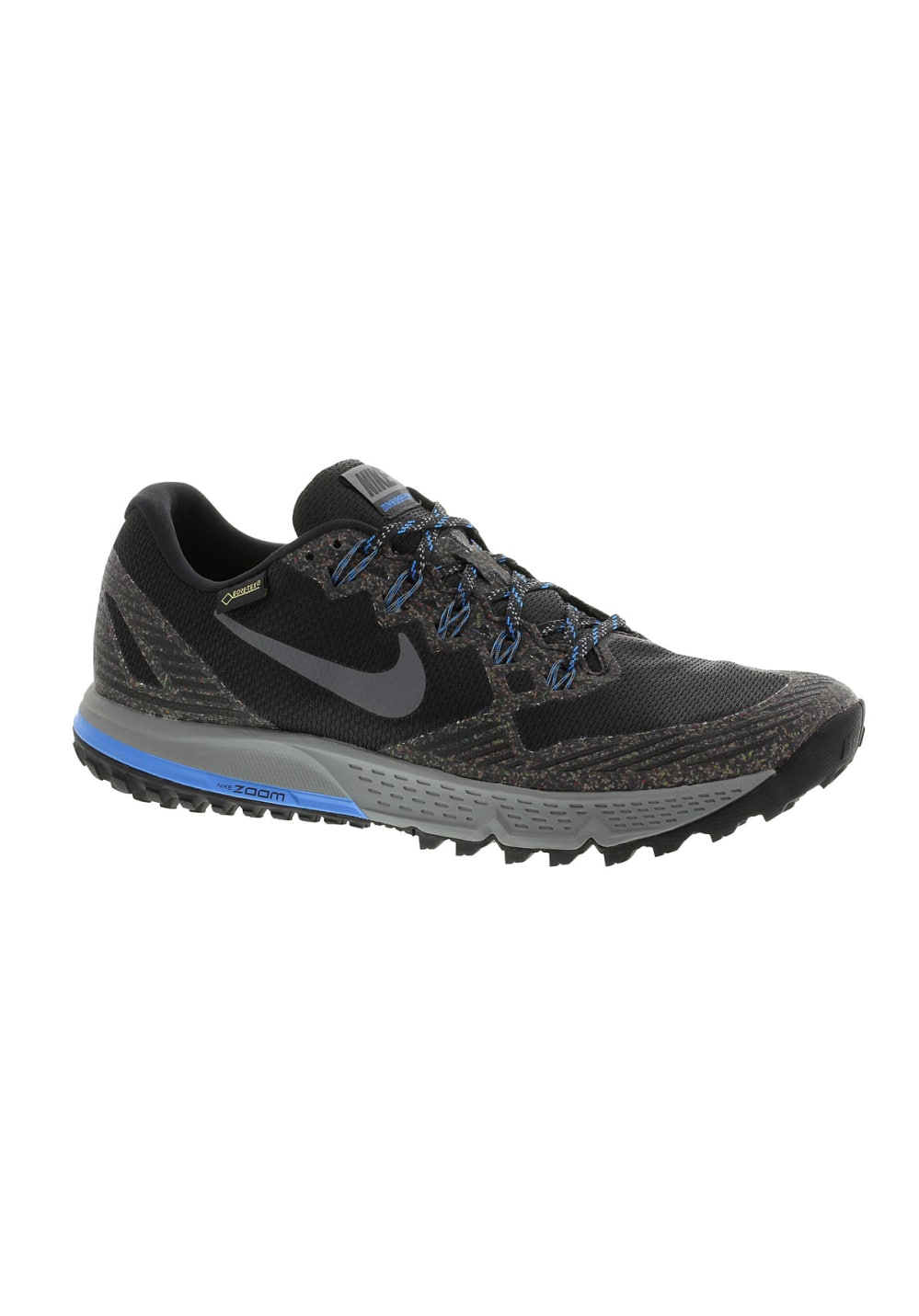 46c481e58913e Nike Air Zoom Wildhorse 3 GTX - Running shoes for Men - Black