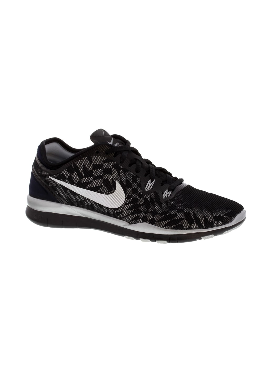 premium selection 8d57c 4f640 Nike Free 5.0 Tr Fit 5 Metallic - Running shoes for Women - Black