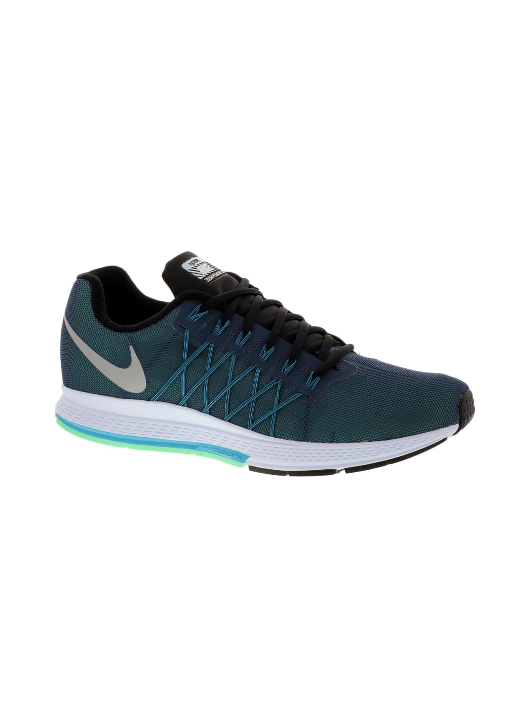 newest 35397 e734c Nike Air Zoom Pegasus 32 Flash - Running shoes for Men - Black