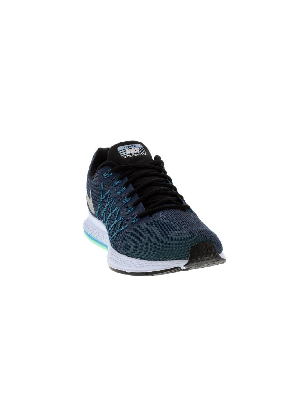 chaussures de sport 73043 1b2b2 Nike Air Zoom Pegasus 32 Flash - Chaussures running pour Homme - Noir
