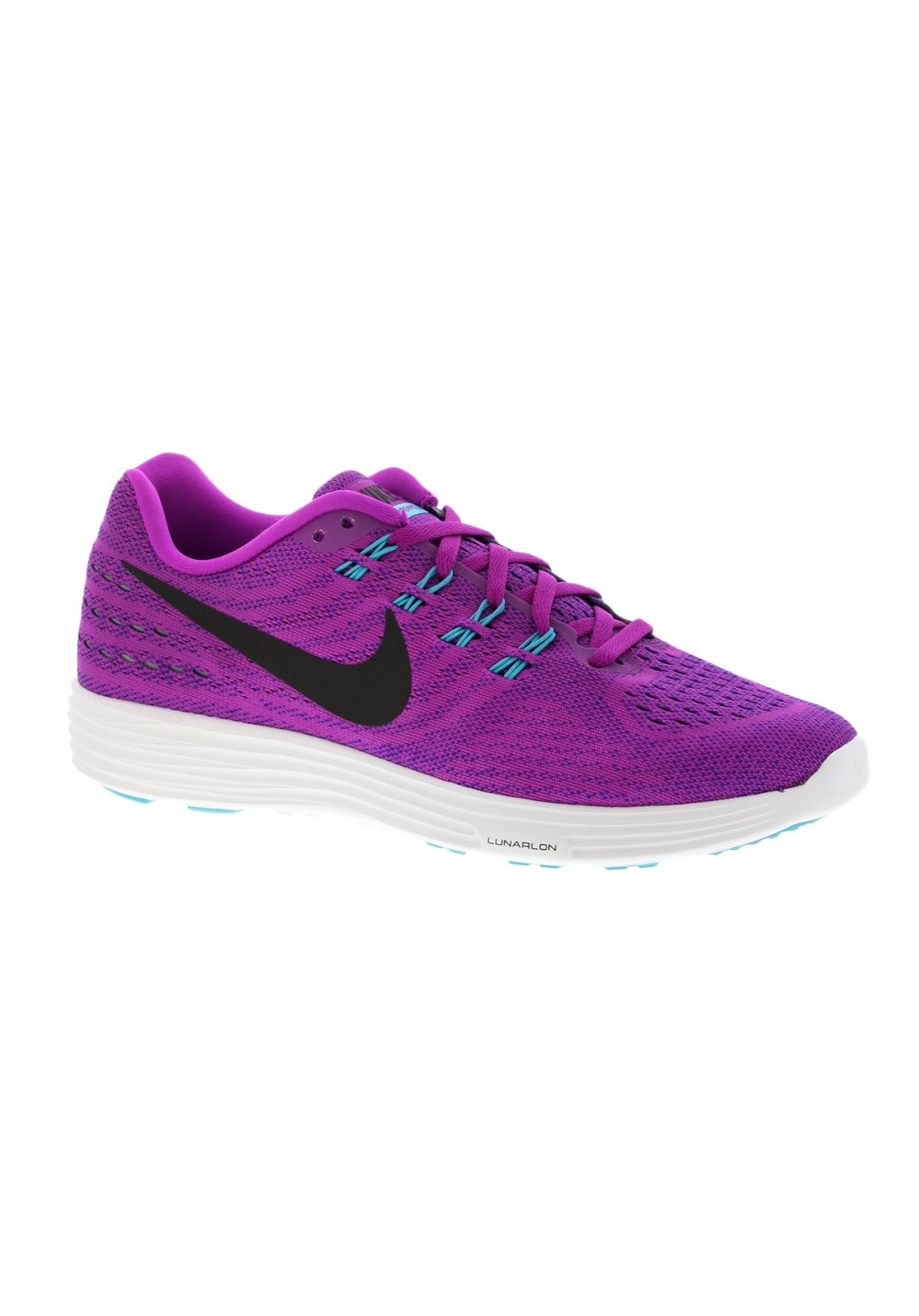 size 40 4f315 f7cea Nike Lunartempo 2 - Chaussures running pour Femme - Violet   21RUN