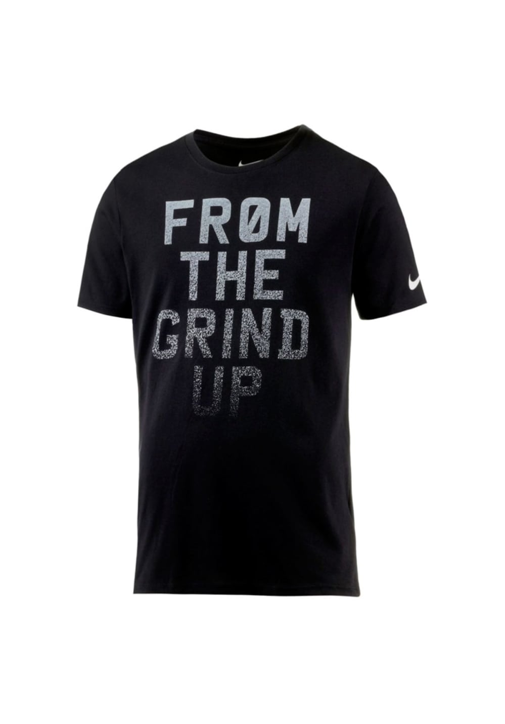 Nike Dri-FIT Cotton Grind Up Training T-Shirt - Camisetas de running ... e3ac6bd589c53